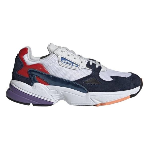 sugerir Generalizar Teleférico  adidas Shoes   Falcon Multi Color Sneaker   Poshmark